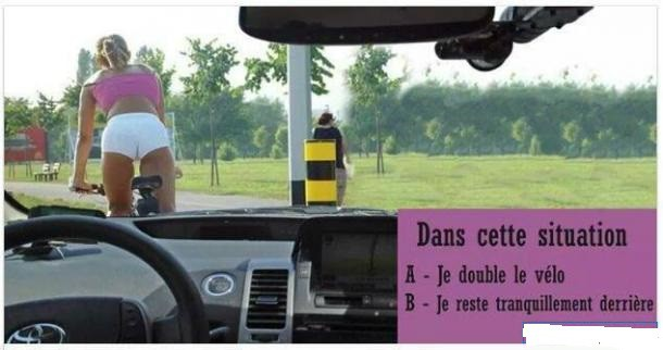 Image drole  Nouveau code de la route , photo blague