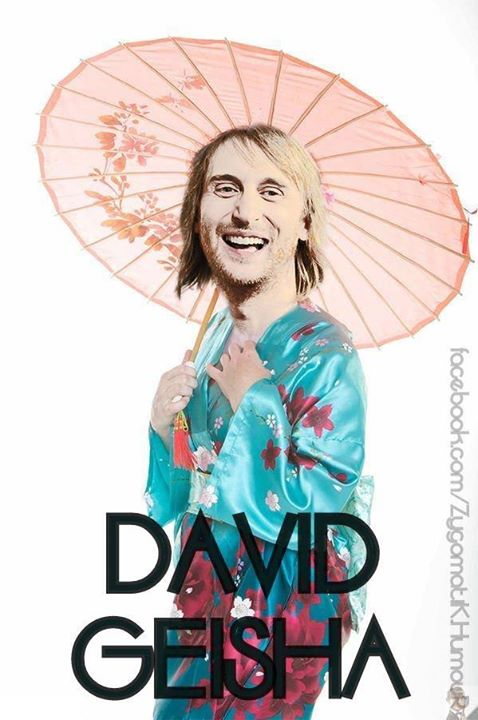 Image hilarante  mignon david , photo blague